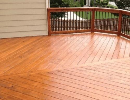 wood deck miami
